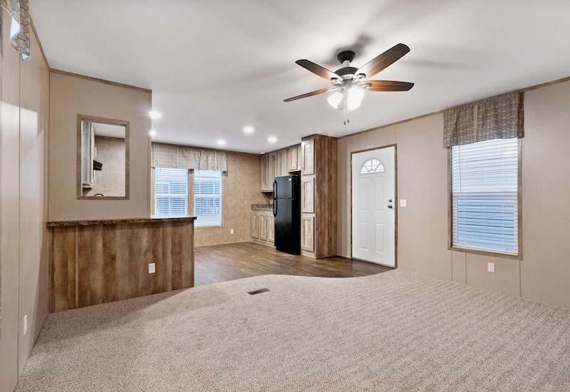 SMART BUY - 16482B - Living Room and Kitchen