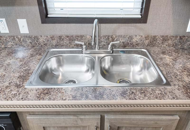 Smart Buy 16763s Kitchen Sink Mobile Homes Direct 4 Less