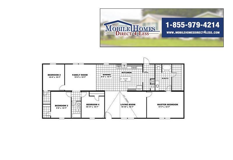 TruMH – Pride on clayton homes single wide mobile homes, clayton home floor plans house, clayton mobile homes floor plans, clayton double wide homes decorations,