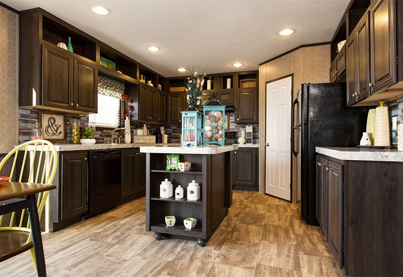 CMH Ace INS28563B Mobile Home Kitchen