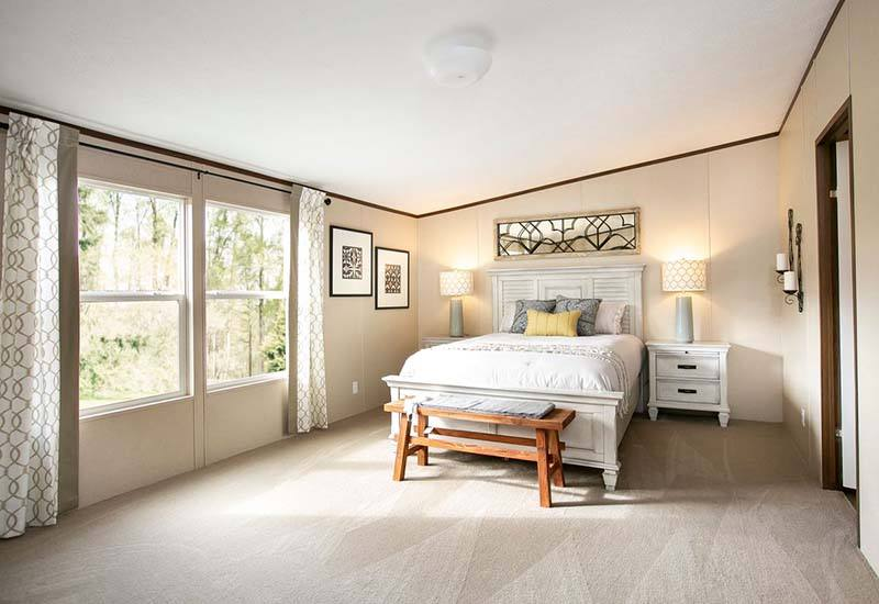 Triumph-Master Bedroom #2 - Mobile Homes Direct 4 Less on mobile home bathrooms master, rvs with two master bedrooms, new homes with 2 master bedrooms, modular home 2 master bedrooms, single wide mobile home interiors bedrooms, apartments with two master bedrooms,