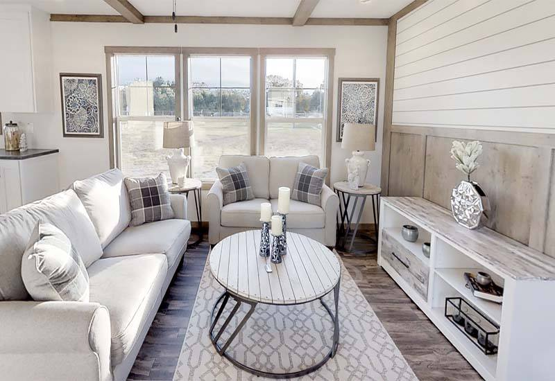 Clayton Annie - Mobile Home - Living Room
