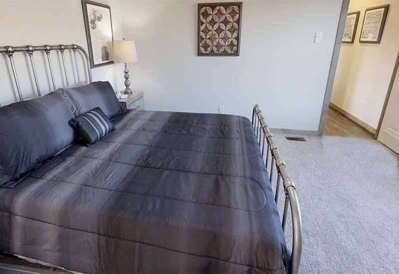 Clayton Annie - Mobile Home - Master Bedroom
