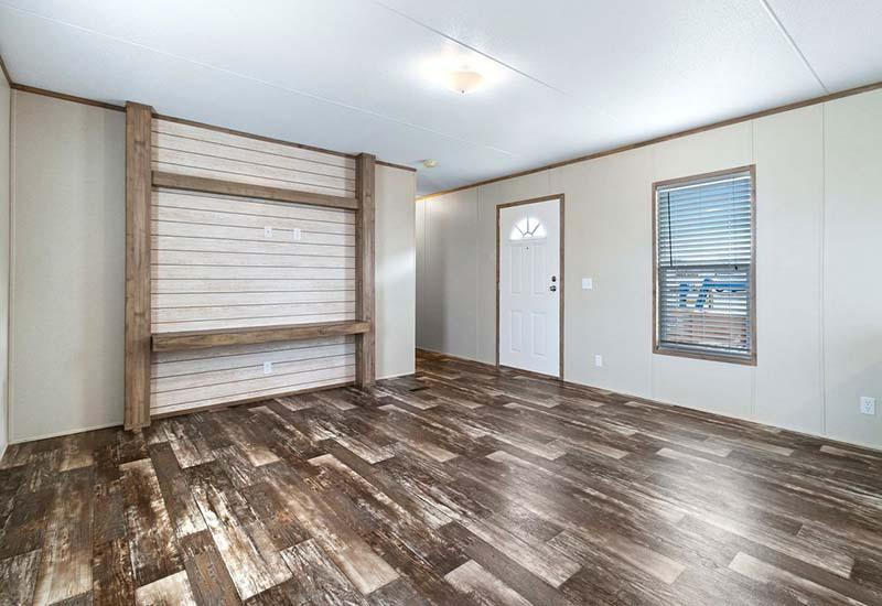 Independent - Mobile Home - Living Room