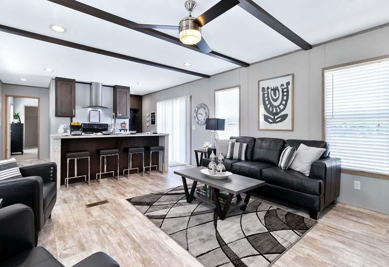 Inspiration - Living Room and Kitchen