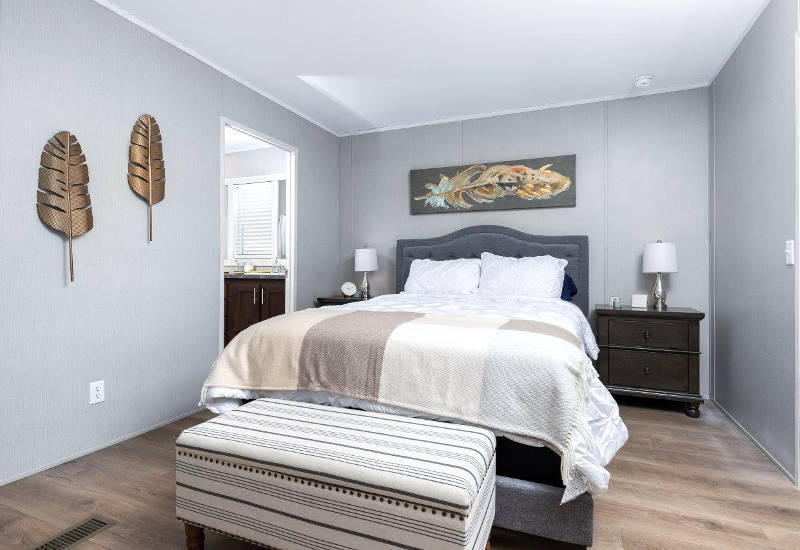 Clayton Mini Inspiration - INP16662A - Master Bedroom