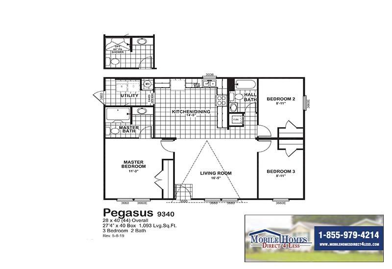 Nexus Pegasus - Branded Floor Plan